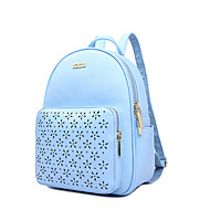 HOWRU® Women 's PU Backpack/Tote Bag/Leisure bag/Travel Bag-Light Blue