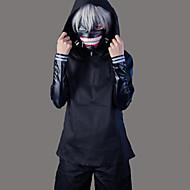 Tokyo Ghoul Kaneki Ken Battle Ver. Cosplay Costume (Custom Size)