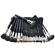 32pcs Brush SetsSynthetisch haar / Paard / Kwast van geitenhaar / Nylonkwast / Overige / Kwast van nertshaar / Kwast van ponyhaar / Kwast