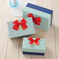 Geschenk Schachteln(Himmelblau,Kartonpapier) -Nicht personalisiert-Hochzeit / Jubliläum / Brautparty / Babyparty / Quinceañera & Der 16te