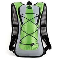 FJQXZ® Kerékpáros táska 5LLhátizsák / Kerékpár Hátizsák Vízálló Kerékpáros táska Terylene Kerékpáros táskaKempingezés és túrázás / Mászás