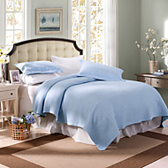 100% Cotton Geometric 1 piece Quilted Bedspread set,Twin Size