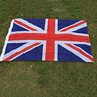 New 50*190Cm Great Britain United Kingdom Union Jack Flag Uk England British Banner