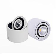 3W LED spodní osvětlení 1 COB 300 lm Teplá bílá Chladná bílá Ozdobné AC 85-265 V 1 ks