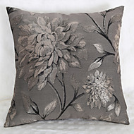 Waterprinting Jacquard Cushion Cover -Black