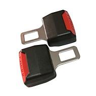 ziqiao ceinture générale camion de voiture van de sécurité universelle boucle ceintures de sécurité réglables boucles accessoires