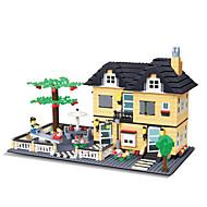 Építőkockák Ajándék Építőkockák Építő játékok Műanyag Játékok