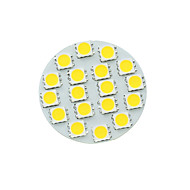 8W G4 Spot LED MR11 18 SMD 5730 450-550 lm Blanc Chaud / Blanc Froid / Blanc Naturel Gradable DC 12 V 1 pièce