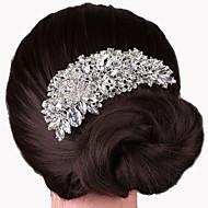 srebrna kristala biser kosu češljevi za svatove dama nakit