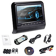 "New Sytle 9"" Headrest Slot-In Car DVD Player with FM Transmitter/IR/USB/SD/Wireless Game (1 Piece)"