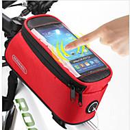 ROSWHEEL® Bike Bag 〈10LLFahrradlenkertasche / FahrradrahmentascheWasserdicht / Regendicht / Wasserdichter Verschluß / Staubdicht /