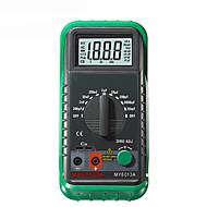 MASTECH-ms8268-4000 - rozsah digitální multimetr - frekvence testu povinnost poměr misplug důkaz alarm