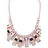 New Brand Punk Style Imitation Pearl Pawn Choker Statement Chain Necklace For Women Luxury Jewelry