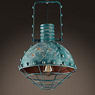 40W מנורות תלויות ,  גס צביעה מאפיין for LED / מעצבים מתכת חדר שינה / חדר אוכל / מטבח / חדר עבודה / משרד / חדר ילדים / חדר משחקים / מוסך
