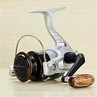 סלילי טווייה 5.5:1 1 מיסבים כדוריים ניתן להחלפה דיג בים / Spinning / דייג במים מתוקים / דיג כללי-2000A #