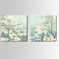 Canvas Art Floral Set Prospera de 2