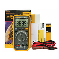 17b פלוק + צהוב multimeters דיגיטלית professinal