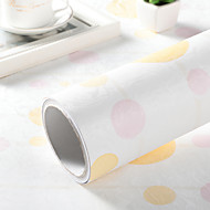 0.6*5M European Contemporary And Contracted Stripe Waterproof Renovation To Stick Wall Paper Adhesive From The Wallpaper