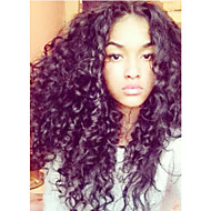 8''-26'' Kinky Curl Virgin Hair Wig Full Lace Human Hair Wigs Lace Front Wigs For Women