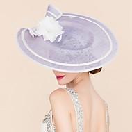 Mujer Pluma / Lino Celada-Boda / Ocasión especial / Casual Sombreros 1 Pieza