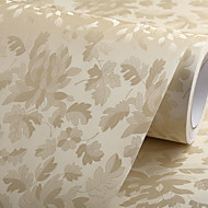 0.6*5M With Thick Waterproof Adhesive Wallpaper European Rural Self Sticky Wallpaper