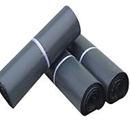 cinza logística impermeável saco de embalagem (40 * 55 centímetros, 100 / pacote)