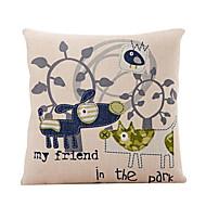 Cotton/Linen Pillow Insert / Novelty Pillow / Throws,Novelty Casual