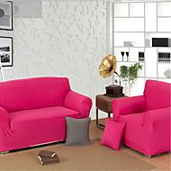 Grønn Grå Rød Strech Tradisjonell Overtrekk til sofa , Ikke tilgjengelig Stofftype slipcovere