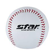 andre unisex baseball slitesterke bel 9inch hvit 1 stk pvc