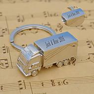 Zinc Legering Nyckelringsfavörer-1 del/set Nyckelband Asiatiskt Tema Personlig Silver