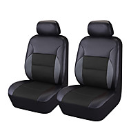 2016 Pvc Front 2 Universal Car Seat Covers