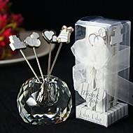 Lega di zinco Bomboniere Pratiche-4 Utensili da cucina / Bomboniere Tea Party Asiatico / Classico / Favola / Rustico Tema Bianco