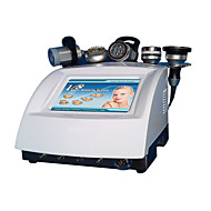 5 in 1 Body shaping ultrasound cavitation equipment Fat burning Microcurrent bio cellulite instrument