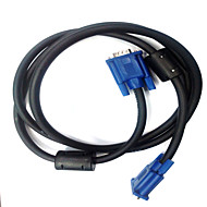 beeldscherm 1.5m vga praktische kabel