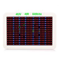 450W LED лампа для теплиц 15000 lm Естественный белый / Красный / Синий Высокомощный LED AC 85-265 V 1 ед.
