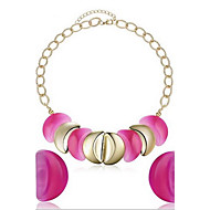 Bijoux Colliers décoratifs / Boucles d'oreille Set de Bijoux Vintage Soirée / Quotidien / Décontracté Résine 1set FemmeOrange /
