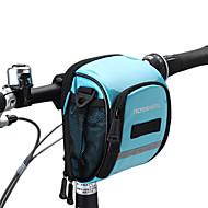 ROSWHEEL® Fahrradtasche 1.8LFahrradlenkertasche Wasserdichter Verschluß Feuchtigkeitsundurchlässig Stoßfest tragbar Tasche für das RadPU