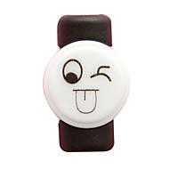 expressiepatroon beschermer voor de iPhone-kabel (1 stuks willekeurige kleur)