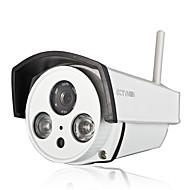 ctvman wifi Kugel p2p-IP-Kamera mit Audio-SD-Kartenslot&2 LED-Array Nachtsicht für die Außenüberwachung