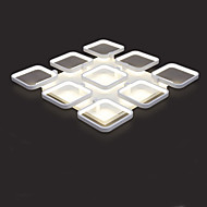 15W Tradicional/Clássico LED Pintura Metal Montagem do FluxoSala de Estar / Quarto / Sala de Jantar / Quarto de Estudo/Escritório /
