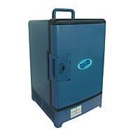 furuike 15l Liter Pkw nach Hause Dual-Use-Halbleiter-Kühlung Kleinwagen nach Hause Auto Büro Kühlschrank