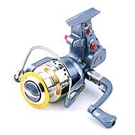 Fishing Reel Spinning Reels / Electric Reel 3 Ball Bearings Exchangable General Fishing-4000