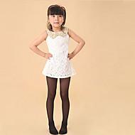 גרביים בנות&גרביים, כל כותנת עונות תערובות שחורה / לבן