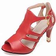 Women's Shoes Stiletto Heel Peep Toe Sandal More Color Available