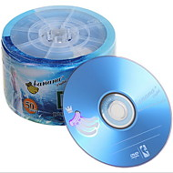 banan DVD-R 16x 50stk 600pcs / ctn 4.7GB blank dvd til film / musik / datalagring