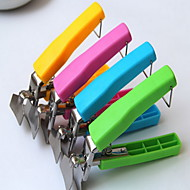Multifunction Stainless Steel Take Bowl Clip(Random Color)