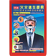 hotel pensionat røg og gasmaske brandtrappe maske tzl30