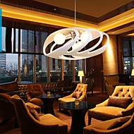 40W*3- Pendant Light ,  Modern/Painting Feature for Designers Resin Bedroom / Dining Room / /Office