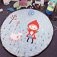 """Krásné dívky hračky Brašna kobercové rohože dětské hry o průměru 59 """"Baby plazení multifunkční kolo deka přehrávání koberec"""