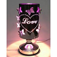Iron Oil Lamp Plugged Aromatherapy Incense Fragrance Lamp Nightlight